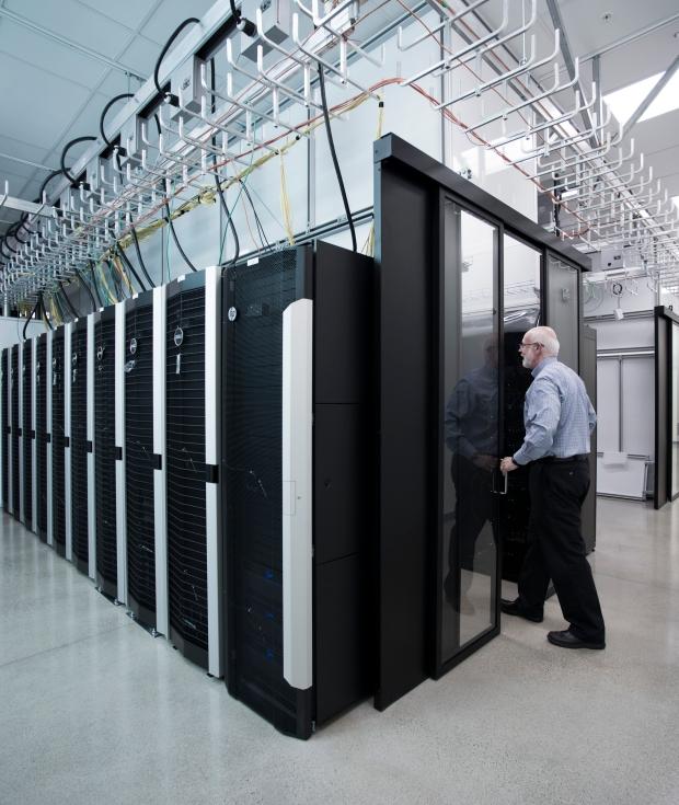 SLAC super computer