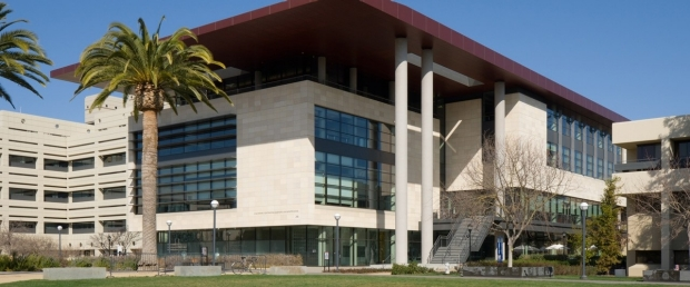 Li Ka Shing Center at the Stanford School of Medicine