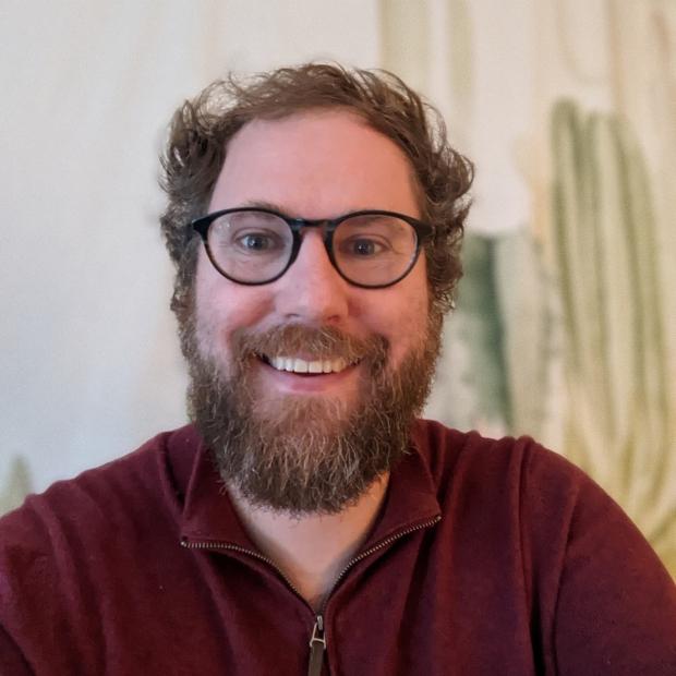 Portrait of Ashley Klein