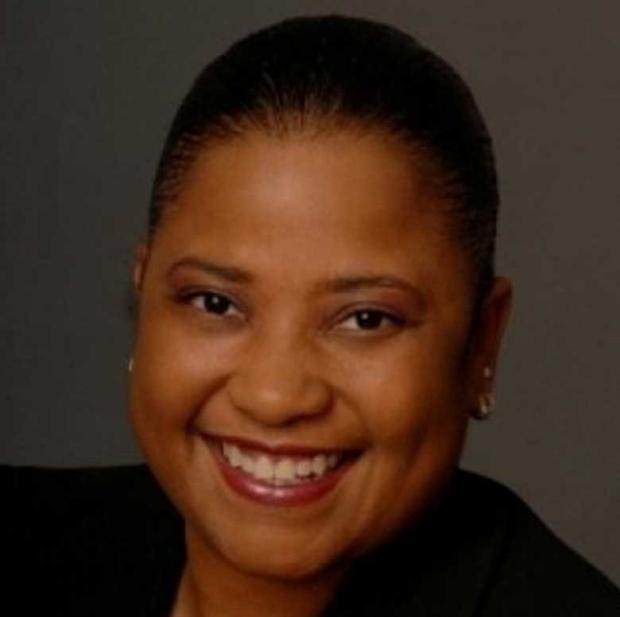 Portrait of Cheryl Gore-Felton
