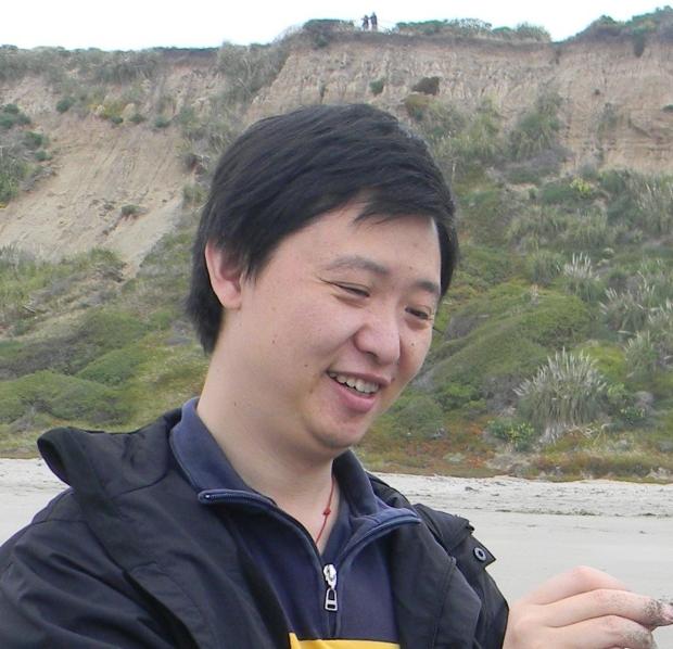 Lu Tian, ScD