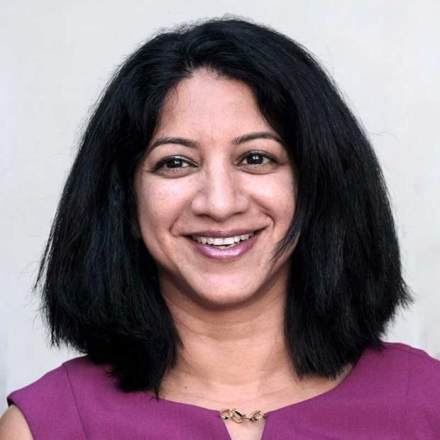 Portrait of Ranak Trivedi