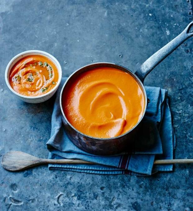 Silk Road Soup