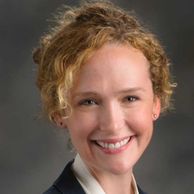 Portrait of Rebecca Harrison
