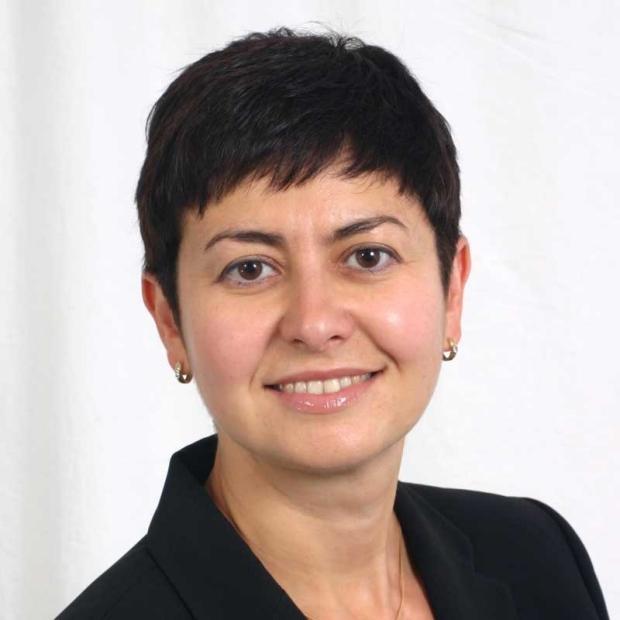 Portrait of Julia Trosman