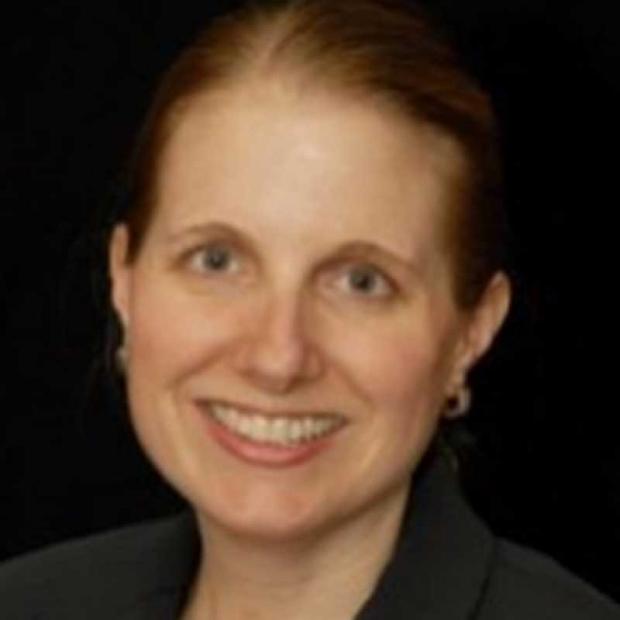 Portrait of Christine Weldon