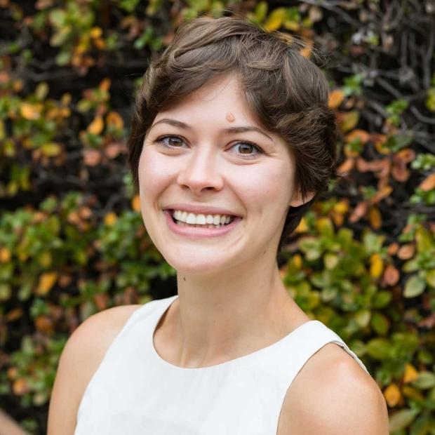 Portrait of Lauren Heathcote