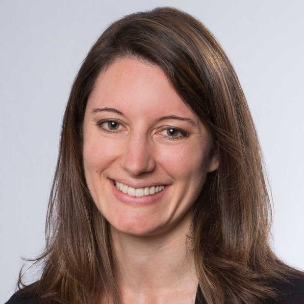Portrait of Stephanie Smith