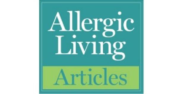 Allergic Living Articles Logo