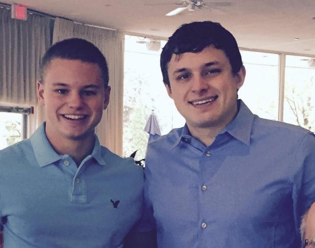 Bryan and Daniel
