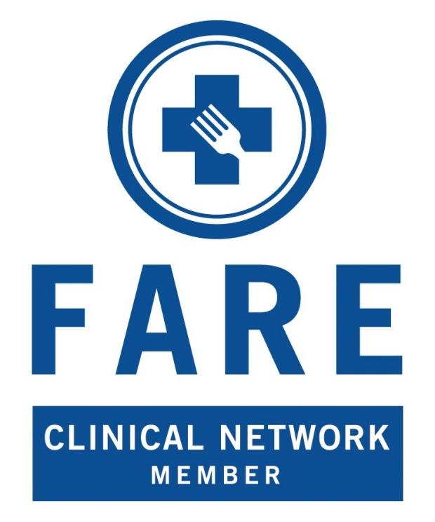 FARE Clinical Network Member