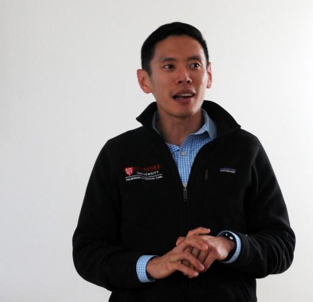 Dr Chunrong Lin