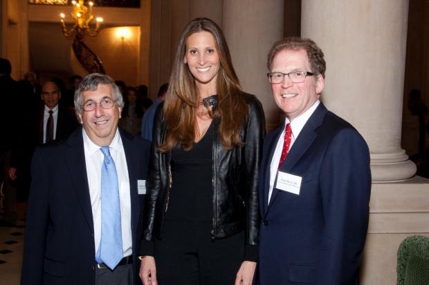 David Alexander, Stephanie Winston Wolkoff, and Dean Minor