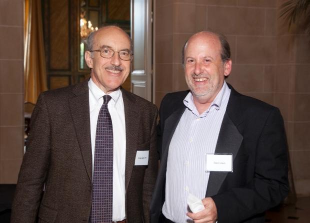 Dr. Stephen Galli & Dr. Dave Lewis