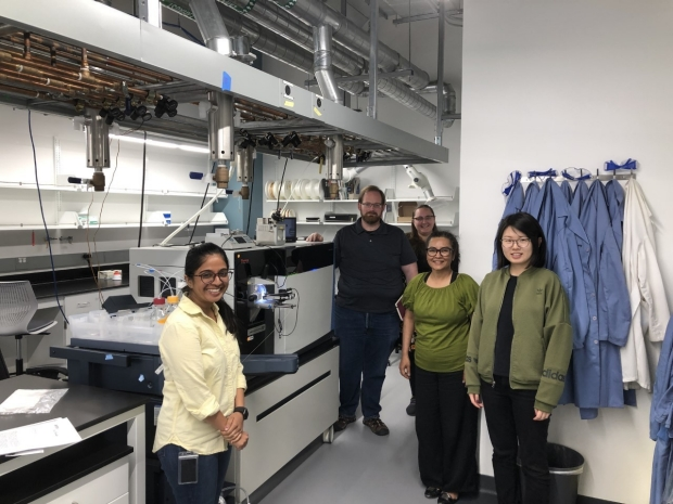Stanford Proteomics and Metabolomics Facility