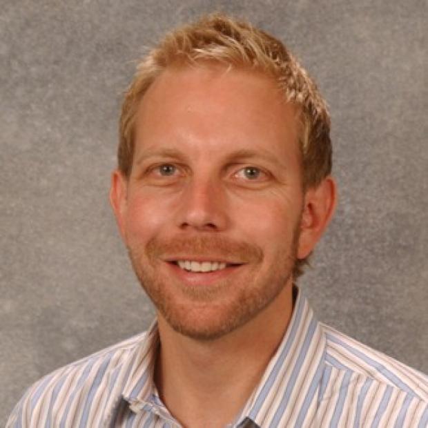 Image of Dr. Christopher Baker