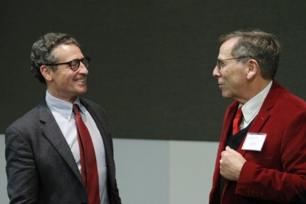 Drs. Steve Abman and Dick Bland