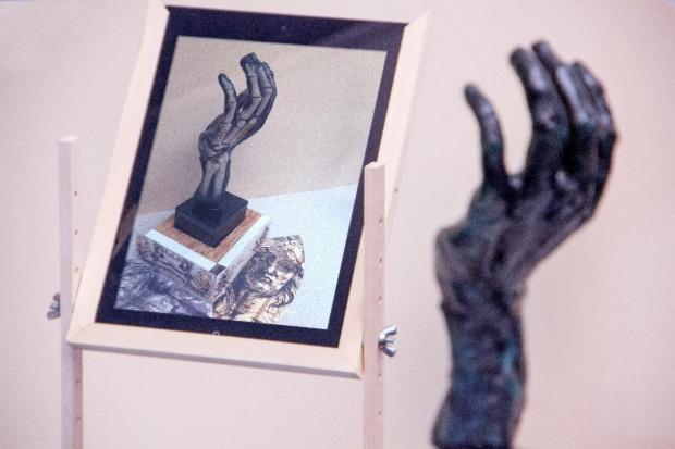 Rodin Augmented Reality