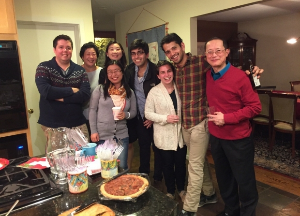 Andreasson Lab Group