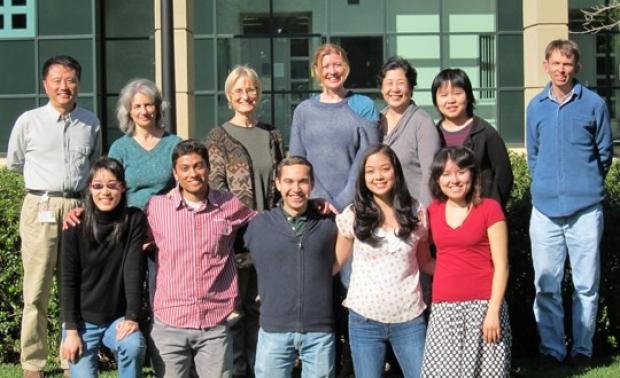 Lab Staff 2012