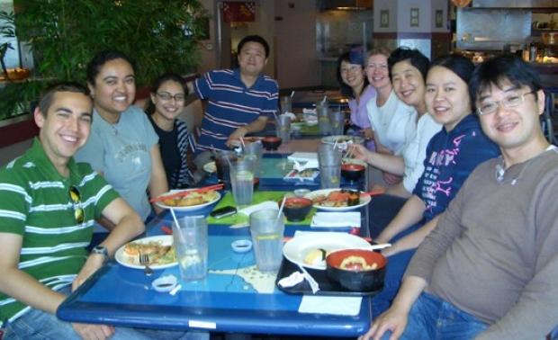 2009 Lab Staff