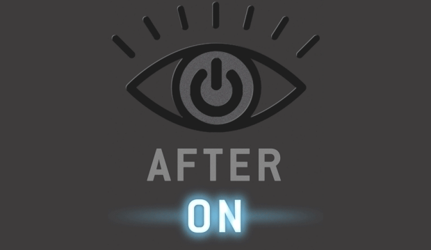 After On Podcast Logo