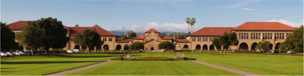 Stanford Oval and Quad