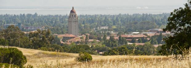 Stanford Foothills - Credit: Linda A. Cicero / Stanford News Service