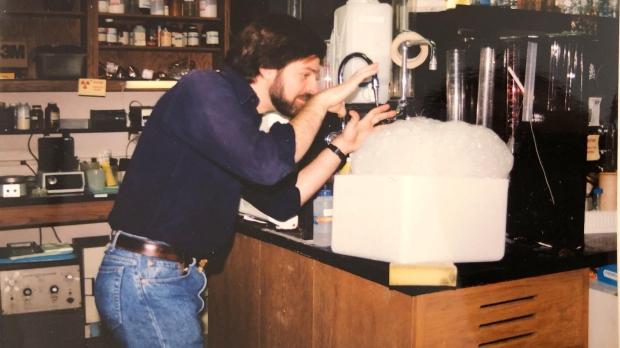 Matt Springer, Cell Biology/Biochemistry PhD