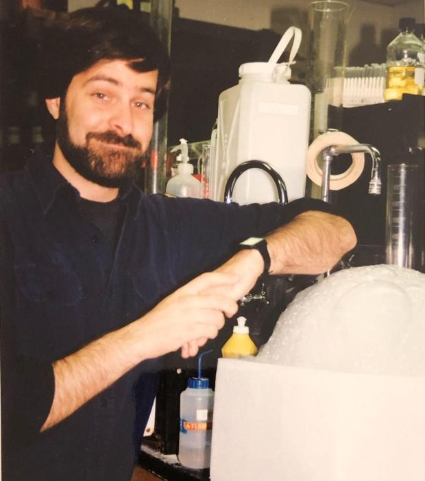 Matt Springer, circa 1992