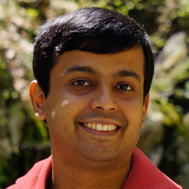 Sandeep Ravindran, Microbiology & Immunology PhD