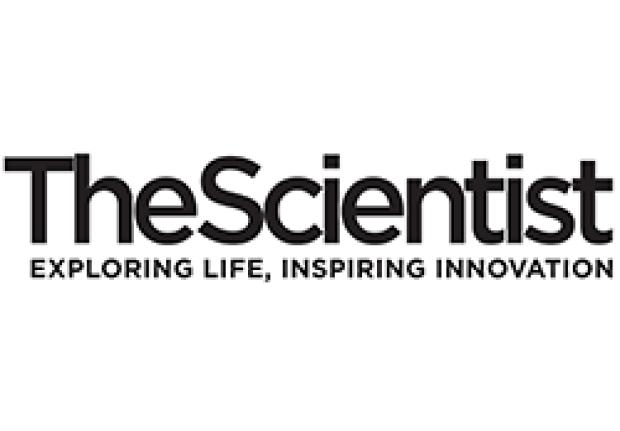 The Scientist logo