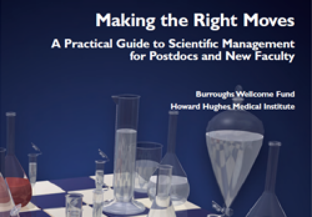 """Cover image of """"Making the Right Moves"""""""