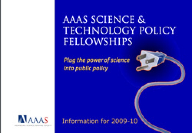 AAAS Science and Technology Policy Fellows