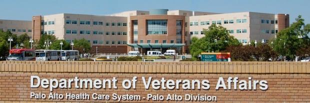 VA Palo Alto building