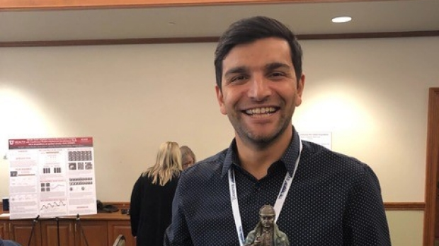 Akshay Chaudhari Wins Young Investigator Award at Imaging Elevated Symposium