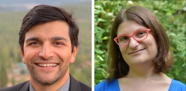 Akshay and Valentina named 2020 ISMRM Junior Fellows