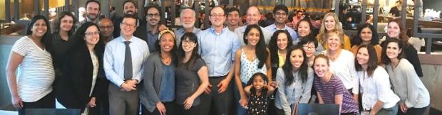 BMT fellowship group photo