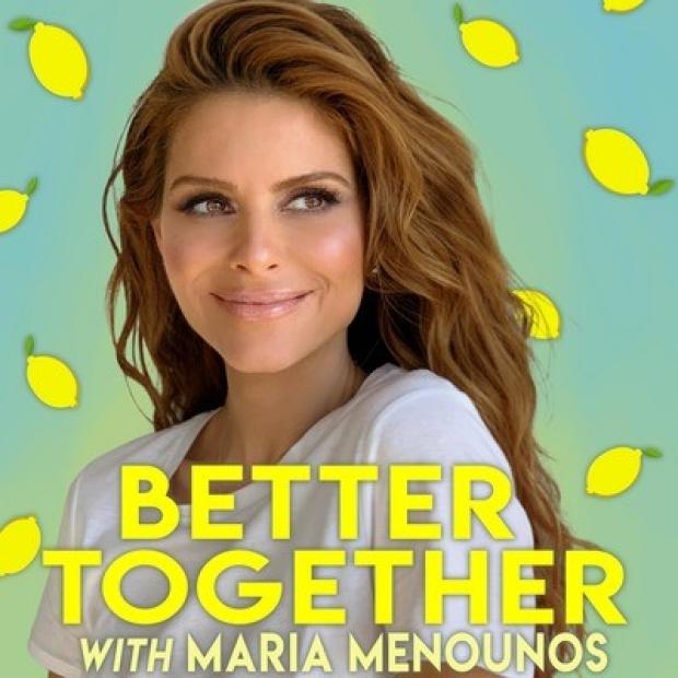 Maria Menounos Better Together headshot