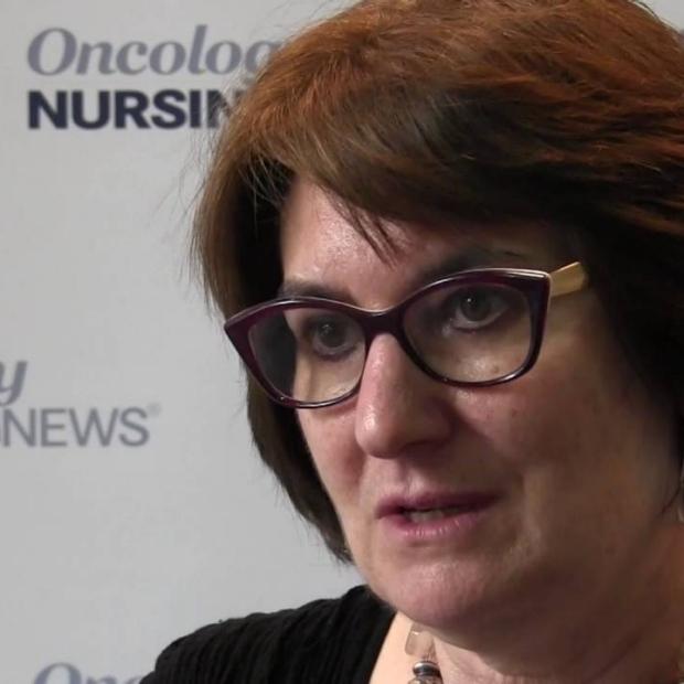 Melissa Bondy Oncology Nursing News Interview Shot