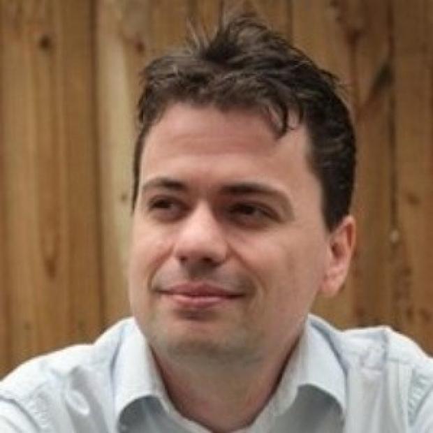 Matthew Bainbridge headshot