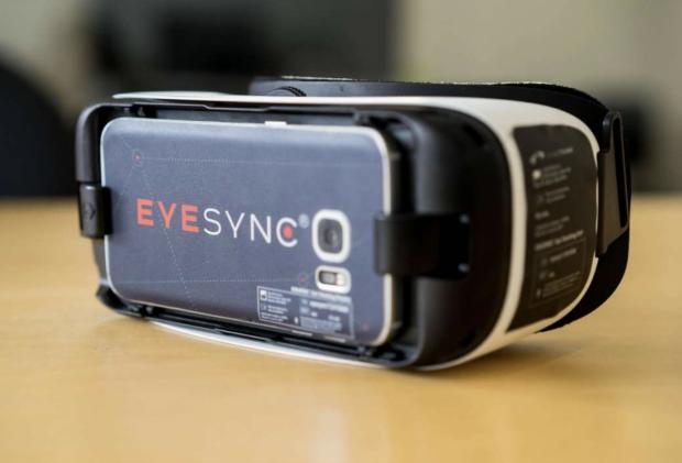 EyeSync technology