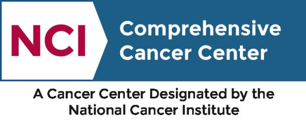 NCI Comprehensive Cancer Center logo