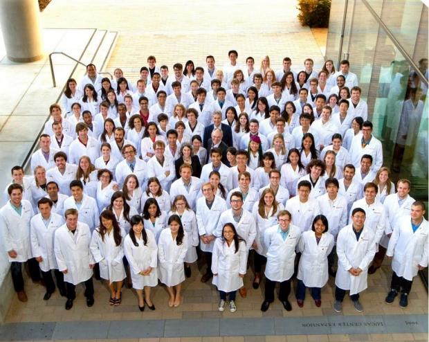 2013 PhD Lab Coat Ceremony