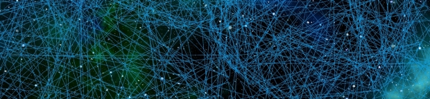 web of connected dots