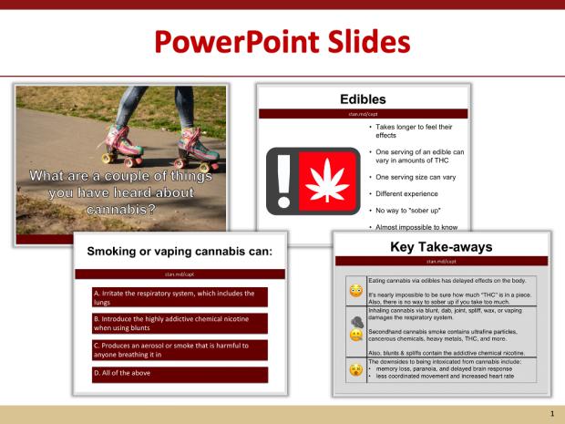 CRLC slides