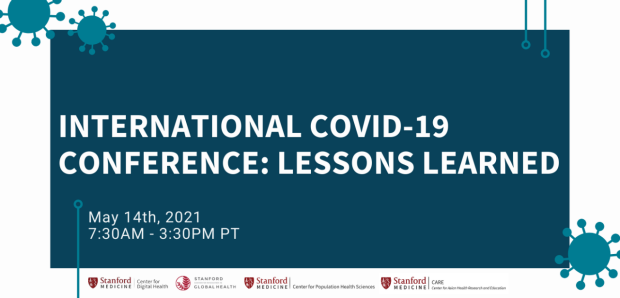 international covid conference