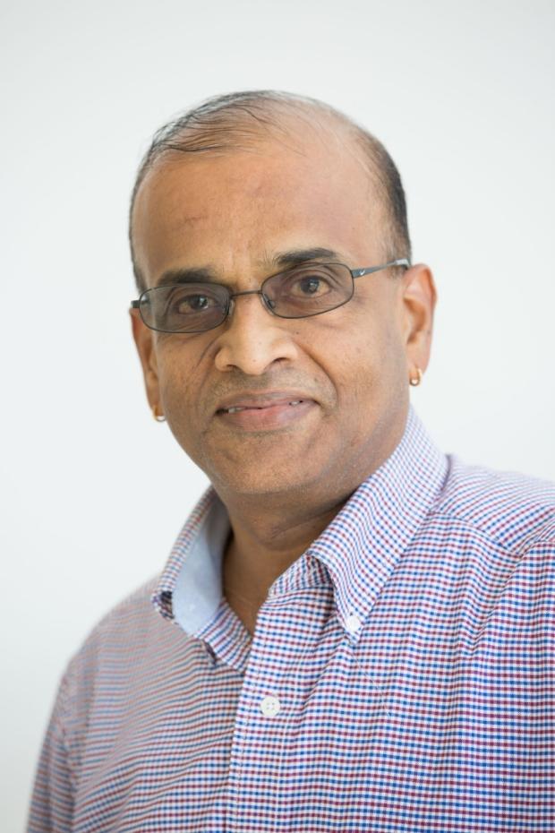 Rammohan V Rao, PhD