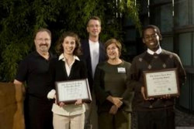 Jessica Saal Fellowship Winner