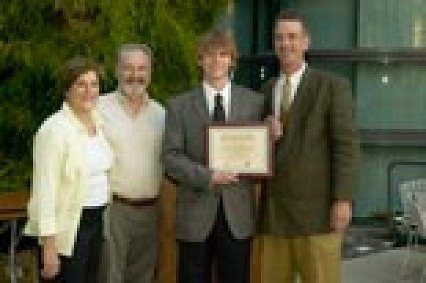 Andrew Gordon Saal Fellowship Award